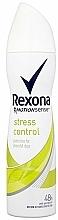 Voňavky, Parfémy, kozmetika Deodorant v spreji - Rexona Motionsense Stress Control