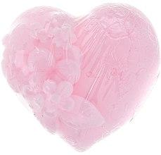"""Glycerínové mydlo """"Srdce v láske"""",ružové - Bulgarian Rose Soap — Obrázky N2"""
