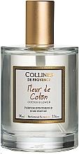 Voňavky, Parfémy, kozmetika Vôna do interiéru, bavlnený kvet - Collines de Provence Cotton Flower
