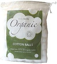 Voňavky, Parfémy, kozmetika Bavlnené gule - Simply Gentle Organic Cotton Wool Balls