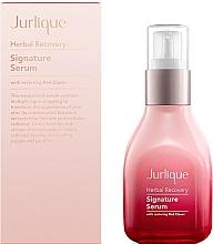 Voňavky, Parfémy, kozmetika Obnovujúce omladzujúce pleťové sérum - Jurlique Herbal Recovery Signature Serum