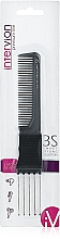 Voňavky, Parfémy, kozmetika Vreckový hrebeň na vlasy, 499079, čierny  - Inter-Vion