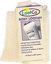 Voňavky, Parfémy, kozmetika Prírodná špongia na telo - LoofCo Body Loofah