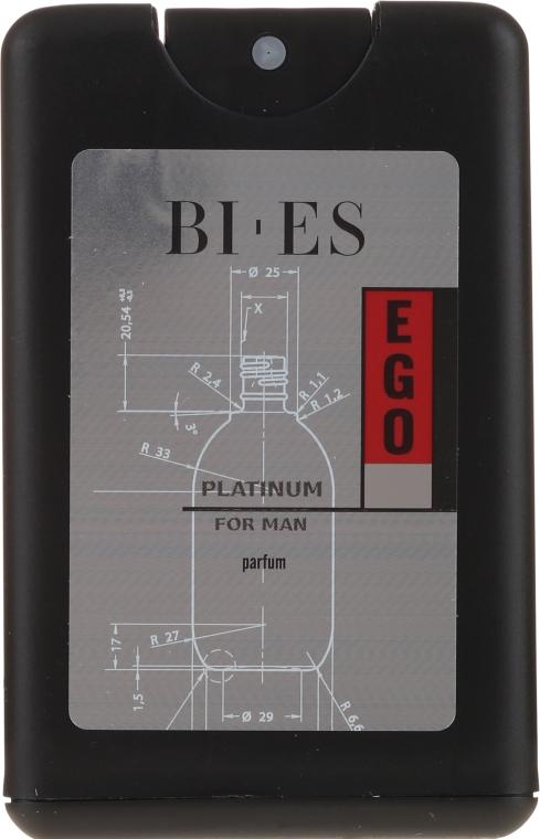 Bi-Es Ego Platinum - Parfum (miniatúra)