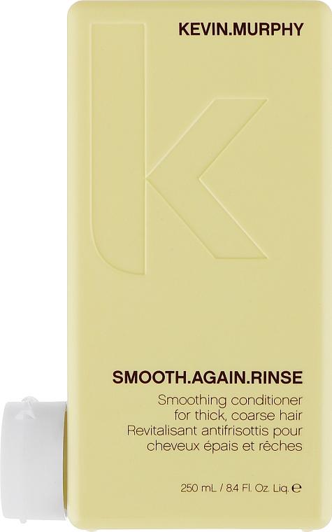 Vyhladzujúci kondicionér pre tenké vlasy - Kevin.Murphy Smooth Again Rinse Conditioner For Thick Hair — Obrázky N1