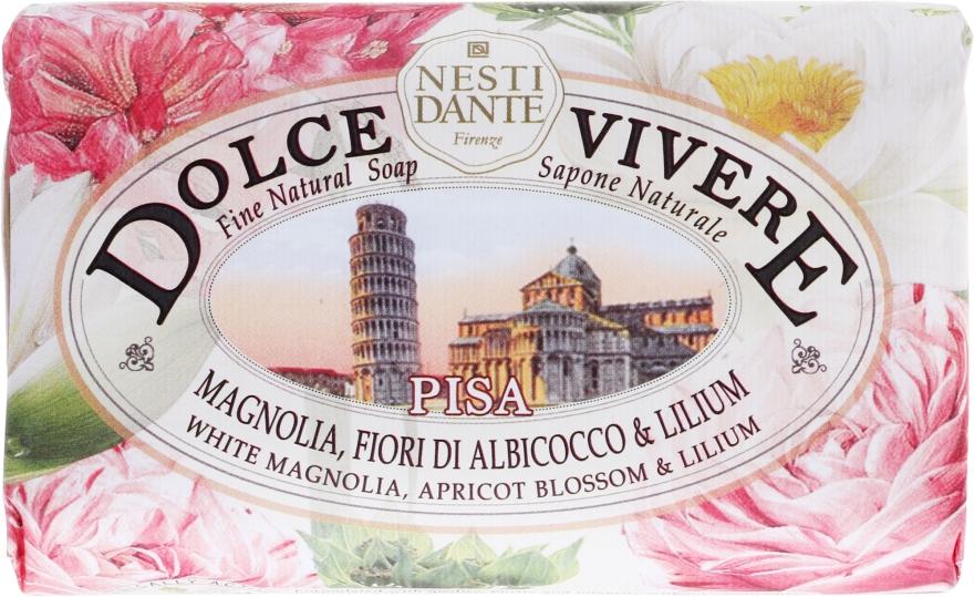 """Mydlo """"Piza"""" - Nesti Dante Dolce Vivere Pisa — Obrázky N1"""
