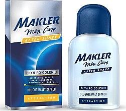 Voňavky, Parfémy, kozmetika Mlieko po holení - Makler Attraction After Shave