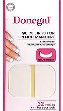 Voňavky, Parfémy, kozmetika Pásiky pre francúzsku manikúru, 9577 - Donegal