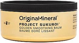 Voňavky, Parfémy, kozmetika Vyhladzujúci balzam na vlasy - Original & Mineral Project Sukuroi Gold Smoothing Balm