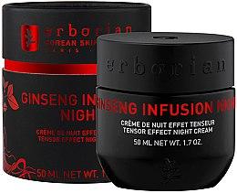 Voňavky, Parfémy, kozmetika Krém na tvár, nočný - Erborian Ginseng Infusion Night Cream