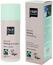 Voňavky, Parfémy, kozmetika Peeling na telo - Fair Squared Apricot Peeling Intimate