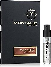 Voňavky, Parfémy, kozmetika Montale Boise Fruite - Parfumovaná voda (vzorka)