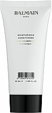 Voňavky, Parfémy, kozmetika Hydratačný kondicionér na vlasy - Balmain Paris Hair Couture Moisturizing Conditioner Travel Size
