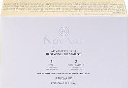 Voňavky, Parfémy, kozmetika Dvojfázový peeling na obnovu pleti - Oriflame NovAge Advanced Skin Renewing Treatment