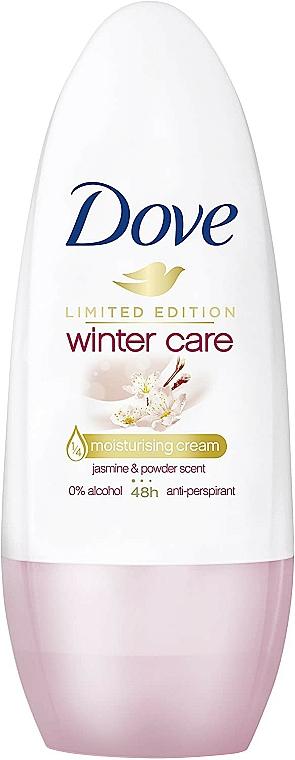 """Guľôčkový dezodorant """"Zimná starostlivosť"""" - Dove Deo-Roll-on Winter Care"""