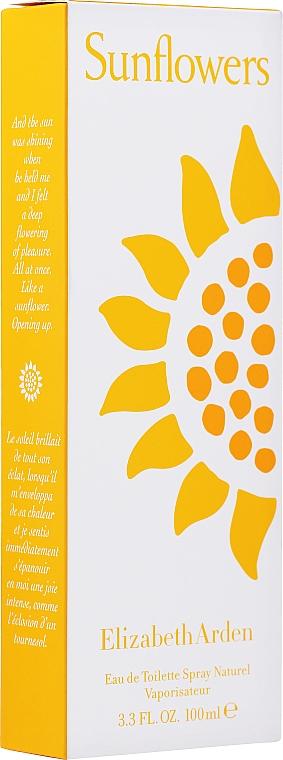Elizabeth Arden Elizabeth Arden Sunflowers - Toaletná voda