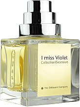Voňavky, Parfémy, kozmetika The Different Company I Miss Violet - Parfumovaná voda