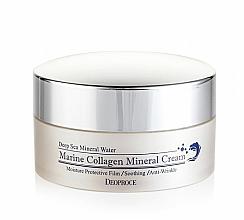Voňavky, Parfémy, kozmetika Krém na tvár s morským kolagénom - Marine Collagen Mineral Cream, Deoproce