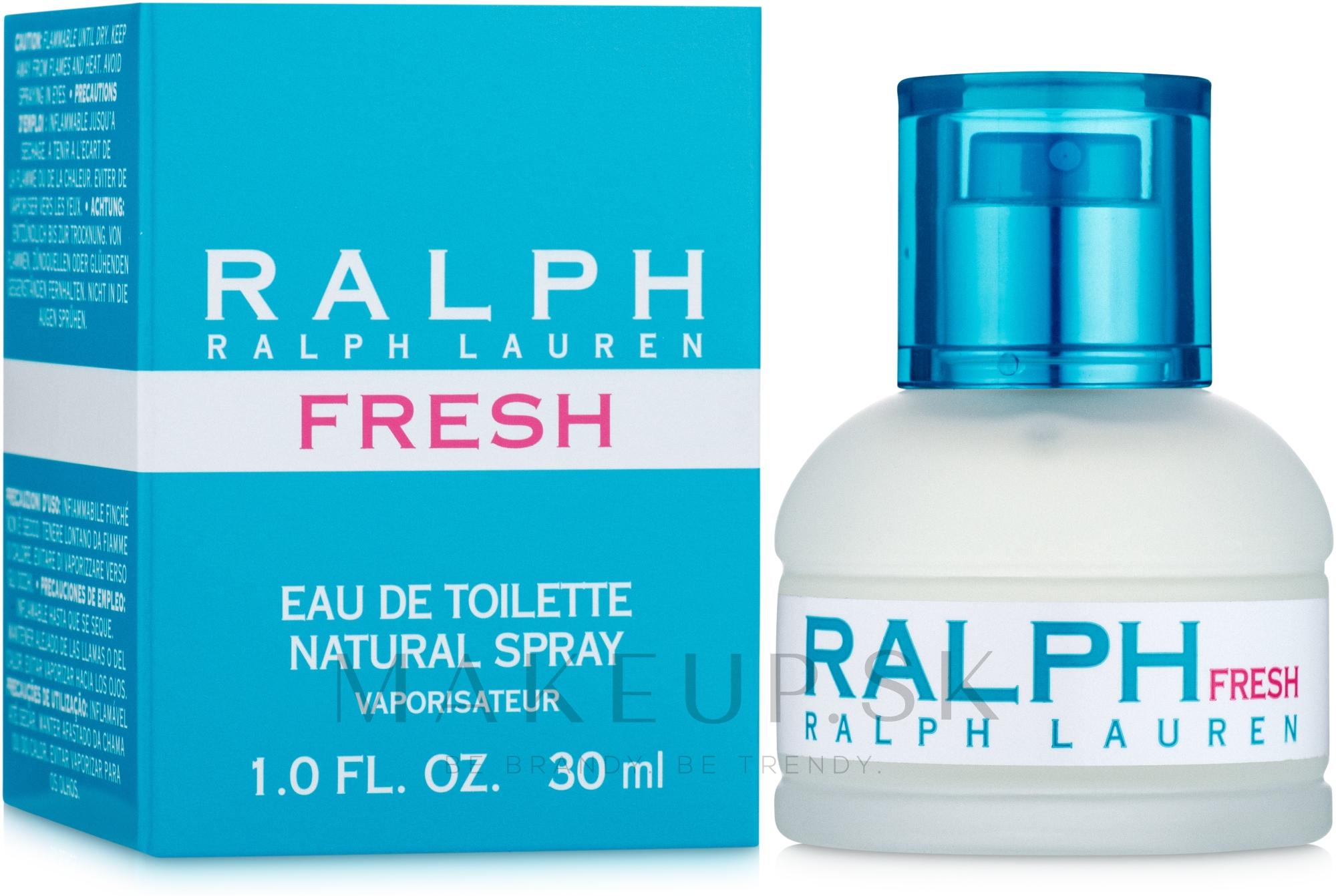 Ralph Lauren Ralph Fresh - Toaletná voda — Obrázky 30 ml