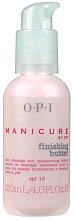 Voňavky, Parfémy, kozmetika Krémový olej na masáž rúk a hydratáciu pokožky - O.P.I. Manicure Finishing Butter SPF 15