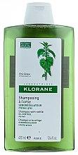 Voňavky, Parfémy, kozmetika Šampón so žihľavou pre mastné vlasy - Klorane Seboregulating Treatment Shampoo with Nettle Extract