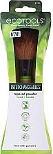 Voňavky, Parfémy, kozmetika Náhradný štetec na púder - EcoTools Interchangeables Tapered Powder
