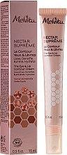 Voňavky, Parfémy, kozmetika Krém na oči a pery - Melvita Nectar Supreme The Eye and Lip Countour Cream