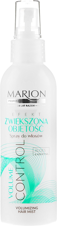 Sprej na vlasy - Marion Volume Control Spray Volumizing Hair Mist
