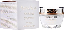 Voňavky, Parfémy, kozmetika Omladzujúci denný krém SPF 15 - Oriflame NovAge Time Restore