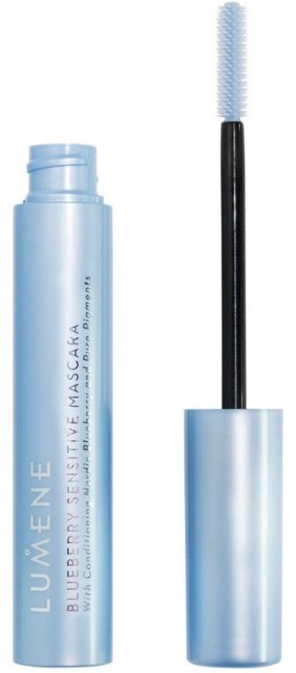 Maskara s čučoriedkami pre citlivé oči - Lumene Blueberry Sensitive Mascara
