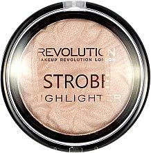 Voňavky, Parfémy, kozmetika Rozjasňovač na tvár - Makeup Revolution Strobe Highligters Radiant Lights
