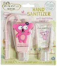 """Voňavky, Parfémy, kozmetika Sada dezinfekčných prostriedkov """"Koala"""" - Jack N' Jill Hand Sanitizer (Koala)"""