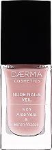 Voňavky, Parfémy, kozmetika Spevňovač nechtov - Daerma Cosmetics Nude Nails Veil Treatment