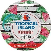 """Voňavky, Parfémy, kozmetika Maska na tvár """"Melón"""" - Marion Tropical Island Watermelon Jelly Mask"""