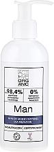Voňavky, Parfémy, kozmetika Tekutina pre intímnu hygienu - Active Organic Man