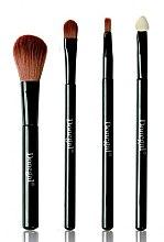 Voňavky, Parfémy, kozmetika Sada štetcov na make-up, 4ks - Donegal