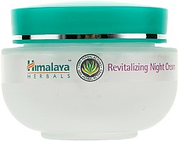 Voňavky, Parfémy, kozmetika Nočný regeneračný krém - Himalaya Herbals Revitalizing Night Cream