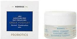 Voňavky, Parfémy, kozmetika Denný krém-gél s gréckym jogurtom - Korres Greek Yogurt Cream Gel
