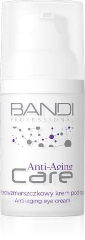 Krém proti starnutiu na pokožku okolo očí - Bandi Professional Anti-Aging Care Eye Cream