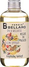"""Voňavky, Parfémy, kozmetika Masážny olej """"Ovocný"""" - Fergio Bellaro Massage Oil"""