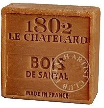 Voňavky, Parfémy, kozmetika Mydlo - Le Chatelard 1802 Soap Sandalwood