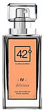 Voňavky, Parfémy, kozmetika 42° by Beauty More IV Delicieux - Parfumovaná voda