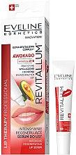 Voňavky, Parfémy, kozmetika Sérum na pery - Eveline Cosmetics Lip Therapy Professional Awocado Intensive Lip Serum