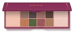 Voňavky, Parfémy, kozmetika Paleta očných tieňov - Doll Face 10-Shade Matte & Shimmer Palette