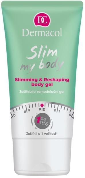 Zoštíhľujúci telový gél - Dermacol Slim My Body Body Gel