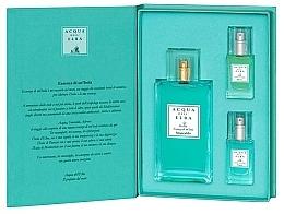 Voňavky, Parfémy, kozmetika Acqua Dell Elba Acqua - Sada (edp/100ml+edp/mini/15ml+edp/mini/15ml)