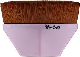 Voňavky, Parfémy, kozmetika Štetec na make-up, 15747, ružový - Deni Carte