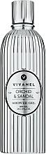 Voňavky, Parfémy, kozmetika Sprchový gél Orchidea a sandál - Vivian Gray Vivanel Orchid & Sandal
