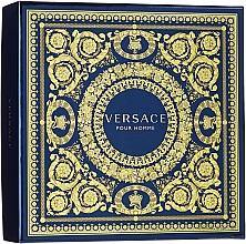 Voňavky, Parfémy, kozmetika Versace Pour Homme - Sada (edt/30ml + sh/gel/50ml)