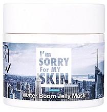 Voňavky, Parfémy, kozmetika Nočná maska-želé  - Ultru I'm Sorry For My Skin Water Boom Jelly Mask